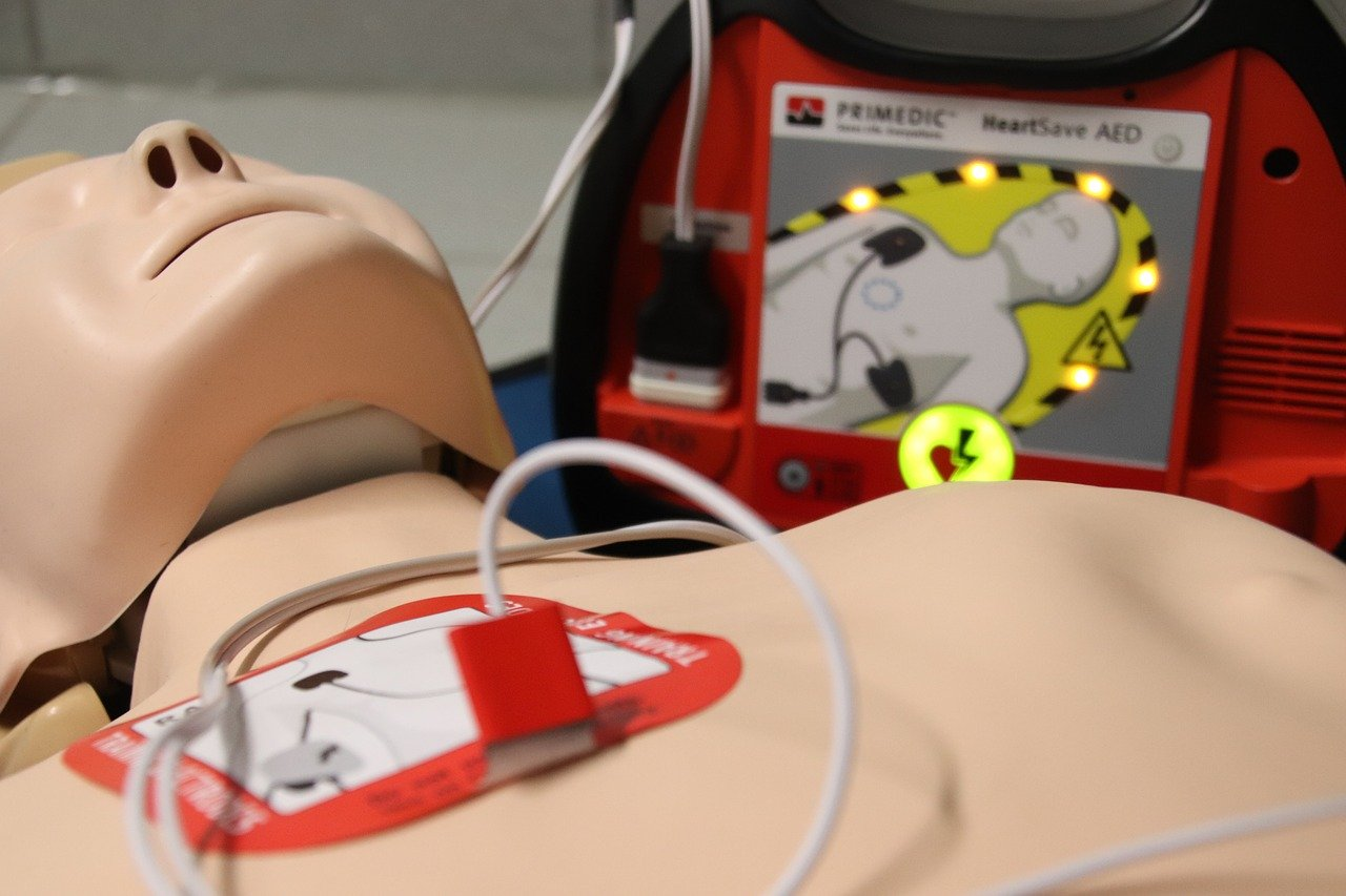 First aid dummy